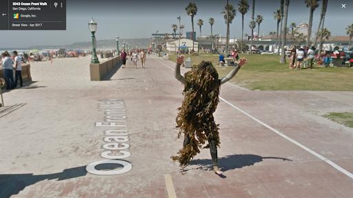 Google Earth Street View Fails The Modern East