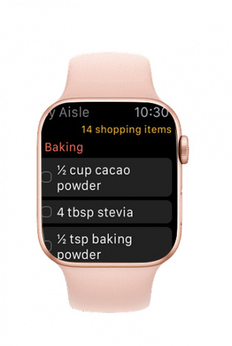 Apple Watch Cooking Apps - The Modern East